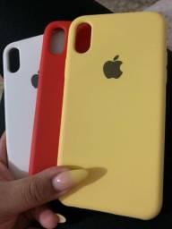 Vendo três cases de IPhone X
