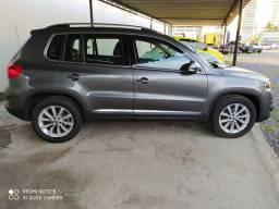 VW/ Tiguan 2.0/ 2014/ blindado/ completo/ automático/ único dono/ estado de zero