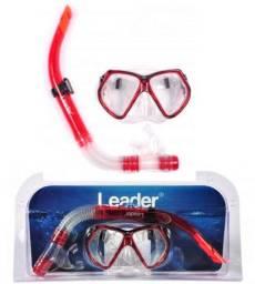 Mascara mergulho kit com snorkel retira loja actifit porto alegre