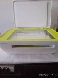 Impressora HP Deskjet advantage 2136 faltando só os cartuchos R$ 150 em Castanhal