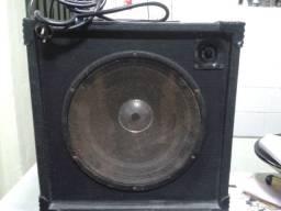 Caixa acusticas amplificadas e passivas