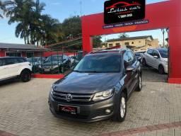 VW Tiguan 2.0 Tsi 2012 C/ Teto Panoramico Valor Abaixo da Fipe Financia 100% Aceito Trocas
