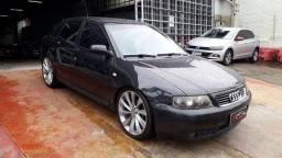 Audi A3 1.8 Automático 2002 Completo Susp Legalizada Rodas/Som