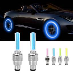 Luz de led para válvula de roda