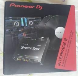 Título do anúncio: Interface 2 Rekordbox Pioneer Dj Dvs Timecode