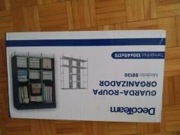 Título do anúncio: Guarda Roupa Organizador DecoTeam