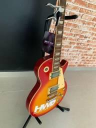 Título do anúncio: Guitarra Les Paul- reformada em junho 2021
