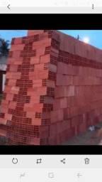 Vendo tijolos e telhas americanas rezinadas