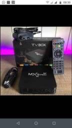 Título do anúncio: Tv-b0x ultra avançada