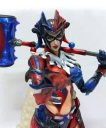 Square Enix - Play Arts Kai Dc Comics Variant - Harley Quinn