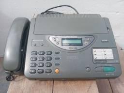 Título do anúncio: Fax Panasonic usado