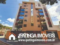 Apartamento à venda com 3 dormitórios em Iguaçu, Ipatinga cod:445