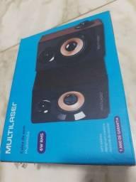 Título do anúncio: Caixinha de som para computador