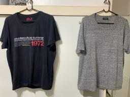 Título do anúncio: Camisetas Osklen e Zara