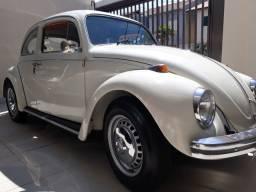 Título do anúncio: VW Fuscão 1973 Placa Preta ( Impecável )