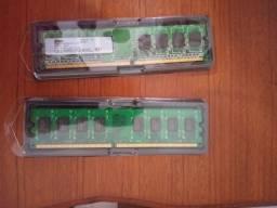 Título do anúncio: Memória DDR2 2g e 512.