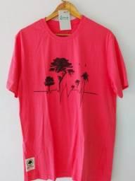 Camiseta Amazônia Eletrocárdio