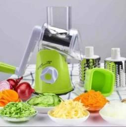 Ralador cortador de legumes verduras e frutas