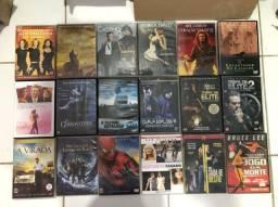 35 DVD'S Originais e 2 CD'S Originais