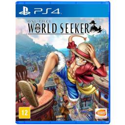 Novo one piece world seeker ps4