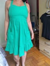 Título do anúncio: Vestido primavera/Verão