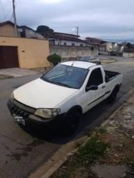 Título do anúncio: Fiat strada 2007 1.4 flex