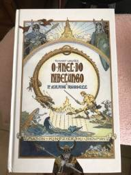 Título do anúncio: Hq O anel do nibelungo!