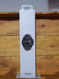 Samsung Galaxy Watch 3 45mm LTE Preto - Lacrado - Garantia - Nota Fiscal - Act Cartão