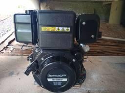 Motor Diesel para barco, gerador, bomba d'água Toyama 11cv com partida elétrica e manual