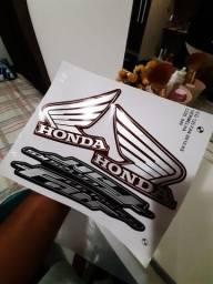 Adesivos Honda