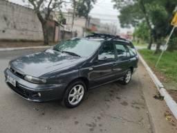 Título do anúncio: Fiat Marea weekend 1.8 2001 zerada completa