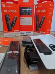 Título do anúncio: Mi Tv Stick Xiaomi Android Tv Novo/Lacrado (aceito cartão)
