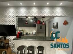Título do anúncio: Apartamento Residencial Para Venda no Itararé São Vicente 1 Dormitório Armários de Cozinha