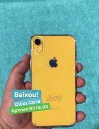 Clear Case transparente iPhone - Fazemos entregas
