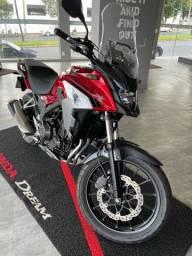 Honda CB 500 X- Financiamento Facilitado