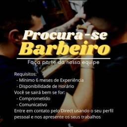 Título do anúncio: Procura-se barbeiro