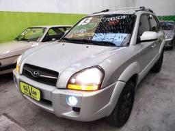Hyundai Tucson Gls 2.0 Aut Completa Ano 2013