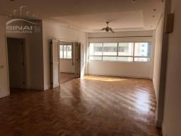 Título do anúncio: Apartamento com 3 dormitórios para alugar, 160 m² por R$ 4.500,00/mês - Perdizes - São Pau