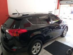 Toyota RAV4 4X4 + Gnv troco e financio aceito carro ou moto maior ou menor valor