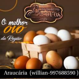 Título do anúncio: Disk  ovos