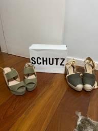 Título do anúncio: Espadrille e sandália SCHUTZ