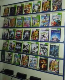 Jogos p/ Xbox 360/ entregamos- parcelo