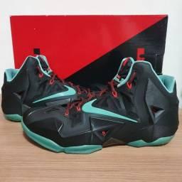 Título do anúncio: Nike LeBron 11 Difused Jade