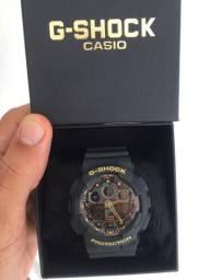 Relógio Casio G-Shock GA-100 (A prova d?água )