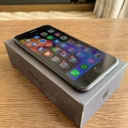 Título do anúncio: IPhone 8 Plus Preto 64gb