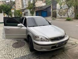 Título do anúncio: Honda Civic EX 1.7 16V 2000/2000 Raridade