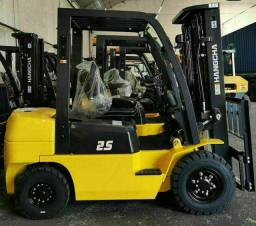 Título do anúncio: Empilhadeiras novas Hangchas diesel 2.5t 3t 3.5t 36x