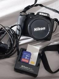 Câmera Nikon coolpix p90