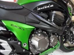 Kawasaki Z800 2013 está FINANCIADA