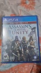 Título do anúncio: Assassin's Creed Unity PS4
